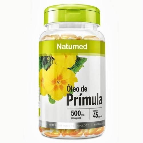 Oleo de Primula 500mg 45 Capsulas- Natumed