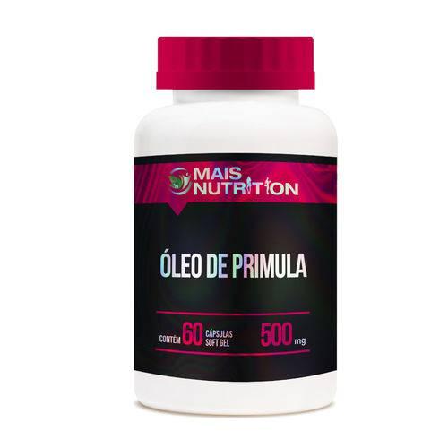 Oleo de Primula 500mg 60 Capsulas
