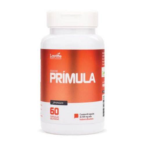 Oleo de Primula com 60 Caps