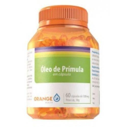 Óleo de Prímula - Orange - 60 Capsulas - 500mg
