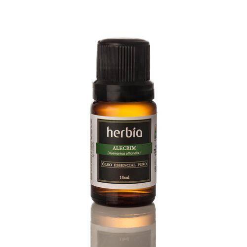 Óleo Essencial Alecrim Herbia 10 Ml