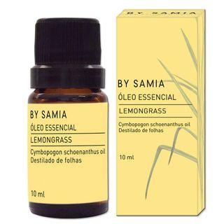 Óleo Essencial de Lemongrass By Samia 10ml