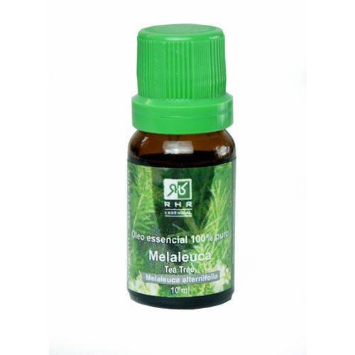 Óleo Essencial de Melaleuca (Tea Tree) 10ml - RHR