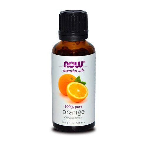 Óleo Essencial de Orange (30ml) Now Foods