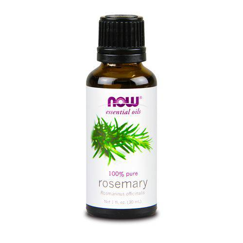 Óleo Essencial de Rosemary (30ml) Now Foods