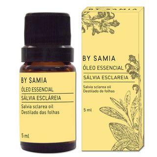Óleo Essencial de Sálvia By Samia 5ml
