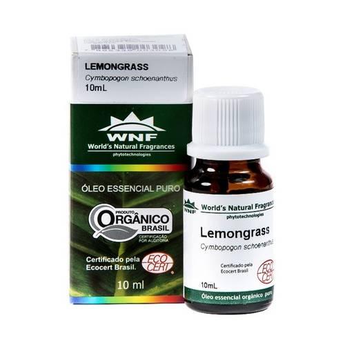 Óleo Essencial Lemongrass - 10 Ml