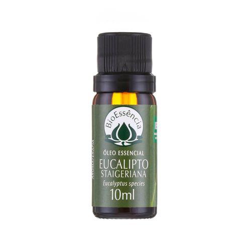 Óleo Essencial Natural de Eucalipto Staigeriana 10ml – BioEssência