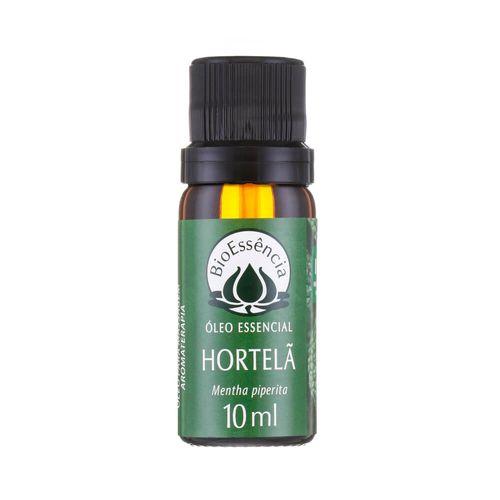 Óleo Essencial Natural de Hortelã Pimenta 10ml – BioEssência