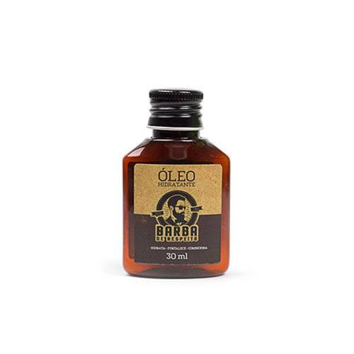 Óleo Hidratante Barba de Respeito - 30ml