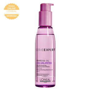 Óleo L'Oréal Professionnel Expert Liss Unlimited Primrose Capilar 125ml