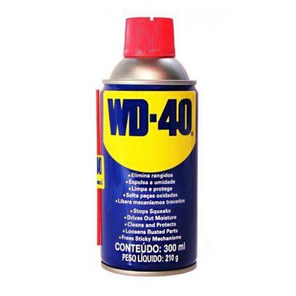 Óleo Lubrificante 300 Ml - Wd-40