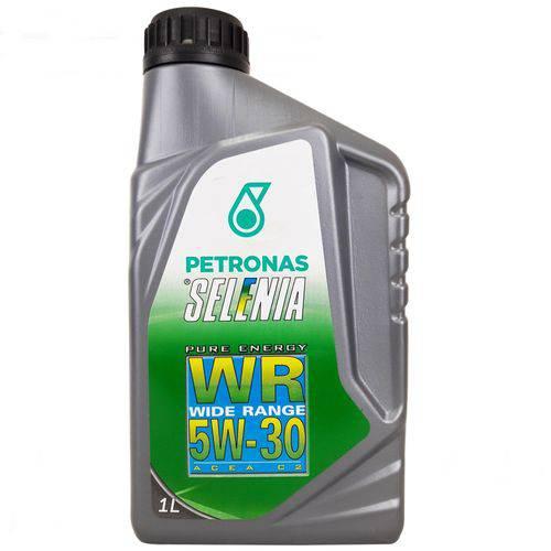 Óleo Lubrificante do Motor Petronas Selenia Wr Pure Energy 5w30 100% Sintético 1l