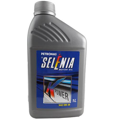Óleo Lubrificante do Motor Selenia K Power 5w30 100% Sintético - 1l