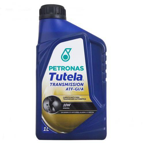Óleo Lubrificante Mineral para Transmissões Automática e Direção Hidráulica Tutela Gi/a Sae 10w - 1l