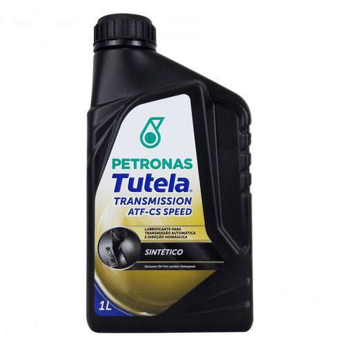 Óleo Lubrificante para Transmissão Automática e Direção Hidráulica Petronas Tutela Atf Cs Speed Sintético 1l