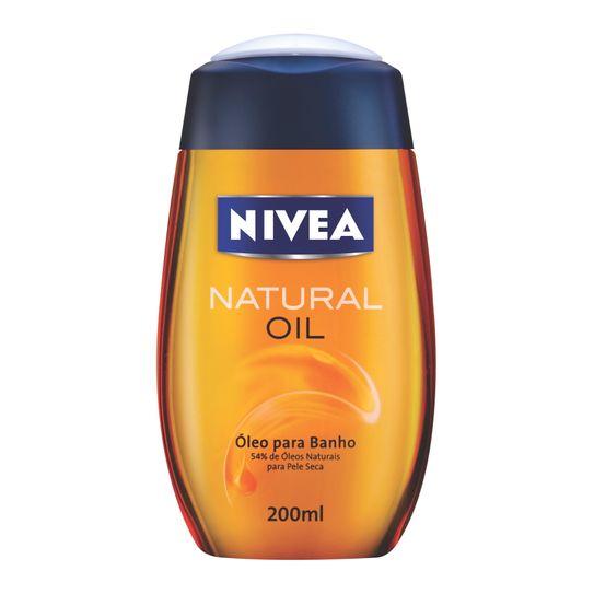 Óleo Nivea Bath Care Relaxant 200ml
