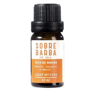 Óleo para Barba Sobrebarba - Light My Fire 10ml