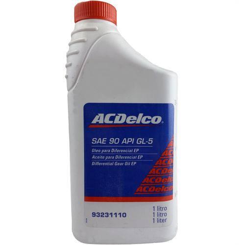 Óleo para Diferencial Ep Sae 90 Acdelco - 1l