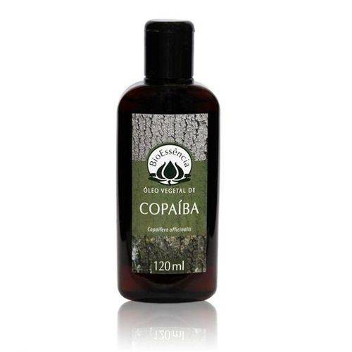 Óleo Vegetal Copaiba Bálsamo 120ml - Bio Essência