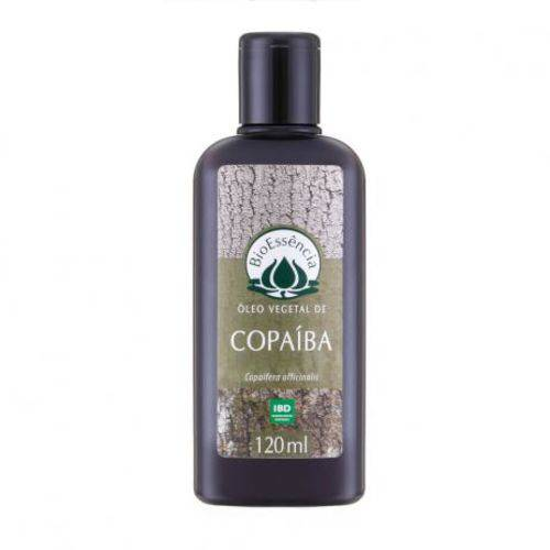 Oleo Vegetal de Copaiba de 120ml Bioessencia