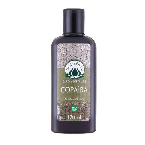 Óleo Vegetal Natural de Copaíba 120ml – BioEssência