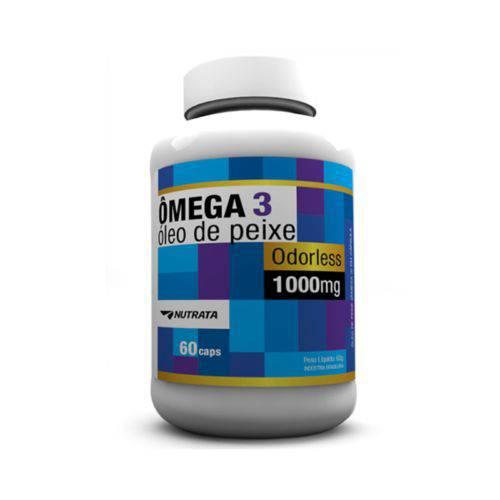 ÔMEGA 3 - 1000 Mg - 60 Caps