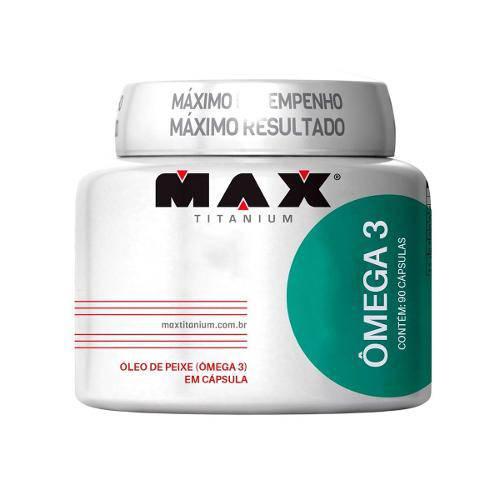 Omega 3 1000MG 90 Caps - Max Titanium