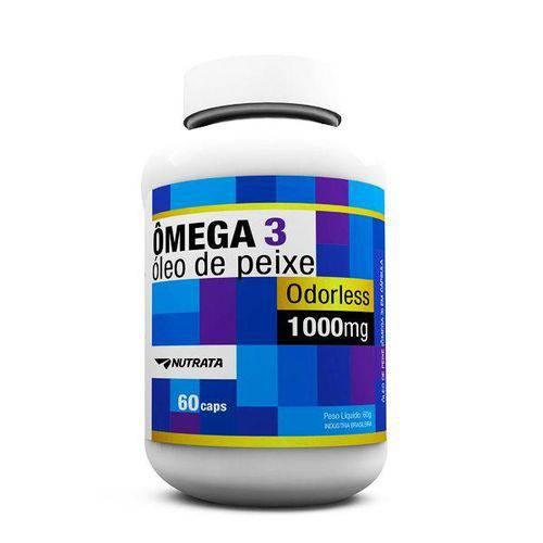 Ômega 3 - 60 Cáps - Nutrata