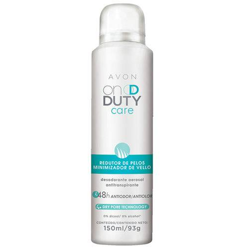 On Duty Care Redutor de Pelos Desodorante Aerosol 150ml