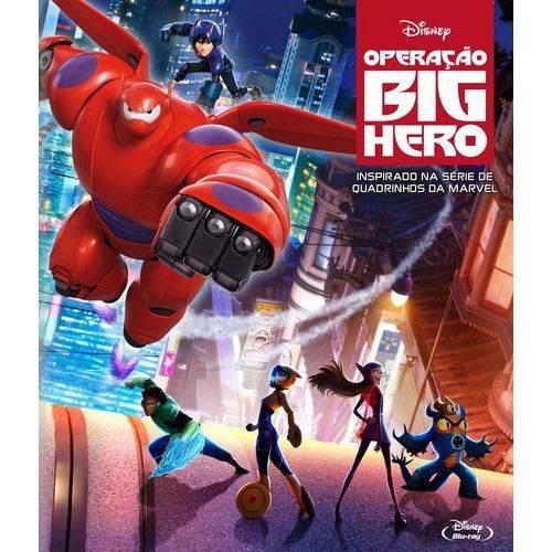 Operaçao Big Hero (Blu-Ray)