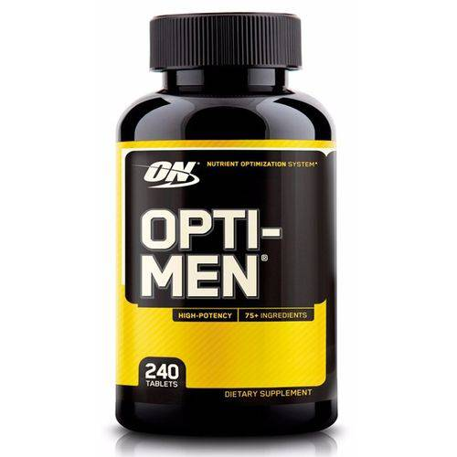 Opti-men Multivitamínico 240 Tablets Optimum Nutrition