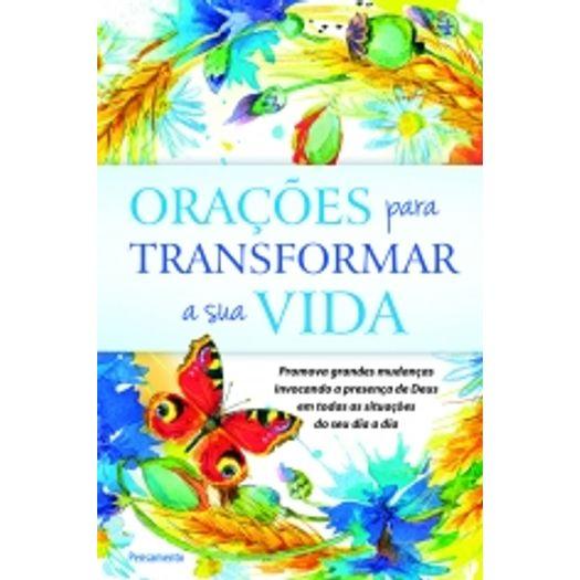 Oracoes para Transformar a Sua Vida - Pensamento
