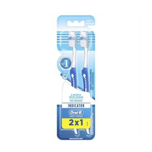 Oral B Indicator Plus 40 Escova Dental C/2