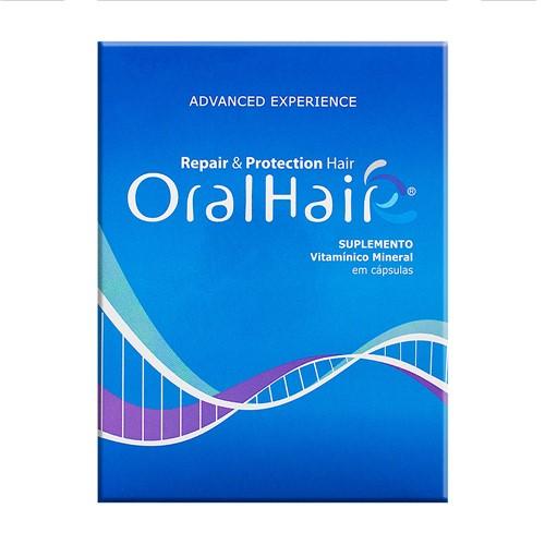 Oral Hair com 60 Cápsulas