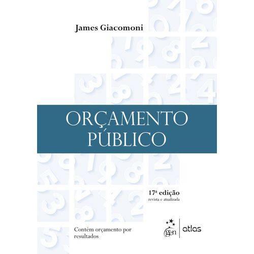 Orcamento Publico - 17ed/17
