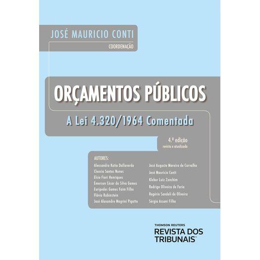 Orcamentos Publicos - Rt