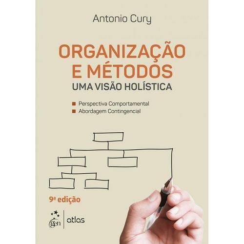 Organizacao e Metodos - uma Visao Holistica - 09 Ed
