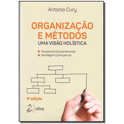 Organização e Métodos