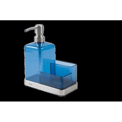 Organizador de Pia - Elegance 19,5 X 16 X 7,5 Cm Azul