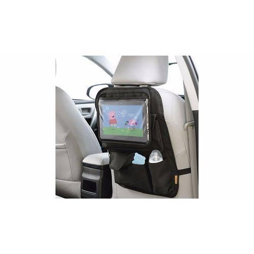 Organizador para Carro com Case para Tablet Multikids Store `N Watch