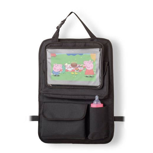 Organizador para Carro com Case para Tablet Store Watch - Multikids Baby