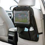 Organizador para Carro com Case para Tablete Store In Watch