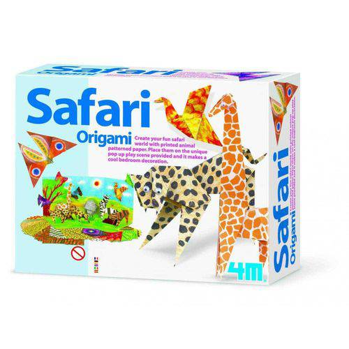 Origami Safari 4m