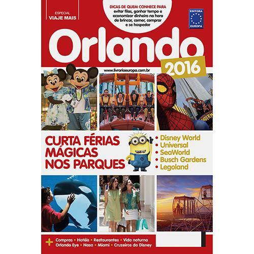 Orlando 2016 - Coleção Especial Viaje Mais