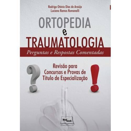Ortopedia e Traumatologia - Medbook