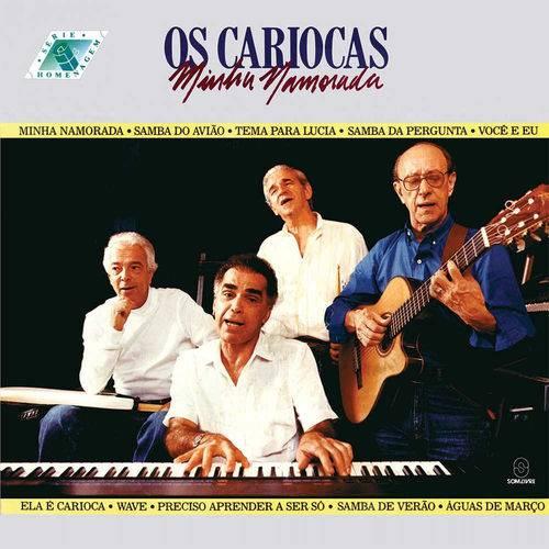 Os Cariocas - Minha Namorada - CD