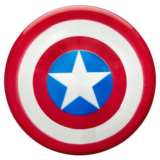 Os Vingadores Escudo Voador Capitão América - Hasbro