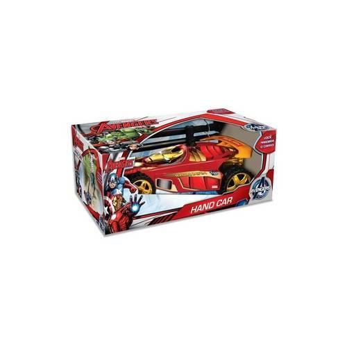 Os Vingadores Hand Car Homem de Ferro - Líder