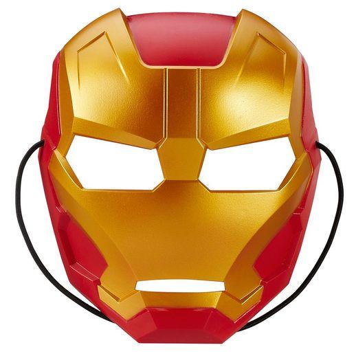 Os Vingadores Máscara Homem de Ferro - Hasbro